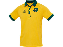 WALLABIES TRADITIONAL HOME SHORT SLEEVED JERSEY