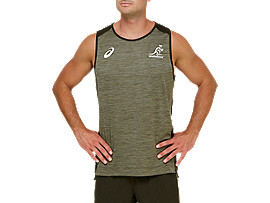 WALLABIES TRAINING SINGLET