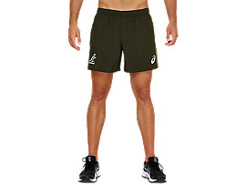 WALLABIES GYM 5 INCH SHORT
