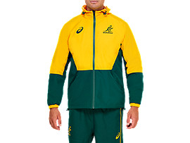 WALLABIES MATCH DAY WET WEATHER JACKET