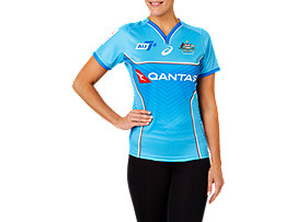 RUGBY SEVENS AUSTRALIA ALTERNATE REPLICA JERSEY WOMENS