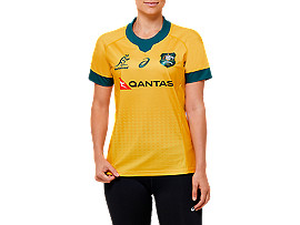 WALLABIES  REPLICA HOME JERSEY