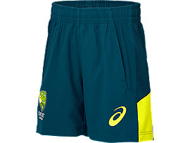 "CRICKET AUSTRALIA REPLICA TRAINING SHORTS (6"") - YOUTH"