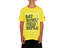 SUPPORTER BAT BOWL TEE - YOUTH
