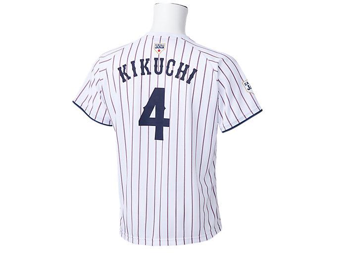 Alternative image view of ユニフォームTシャツ(H)Noネームイリ, キクチ