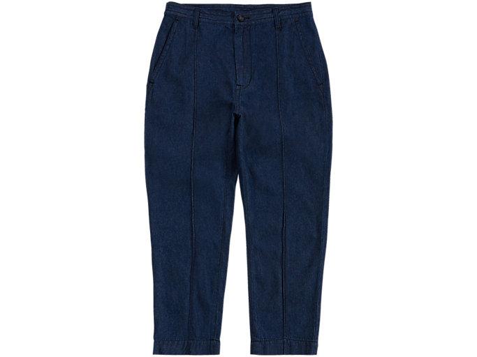 Alternative image view of DENIM PANT, INDIGO BLUE