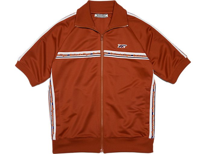 Front Top view of SS TRACK TOP
