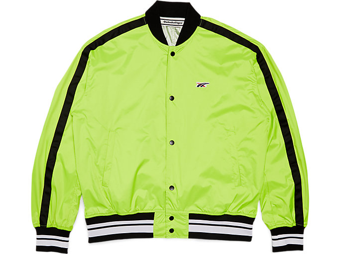 Front Top view of BLOUSON