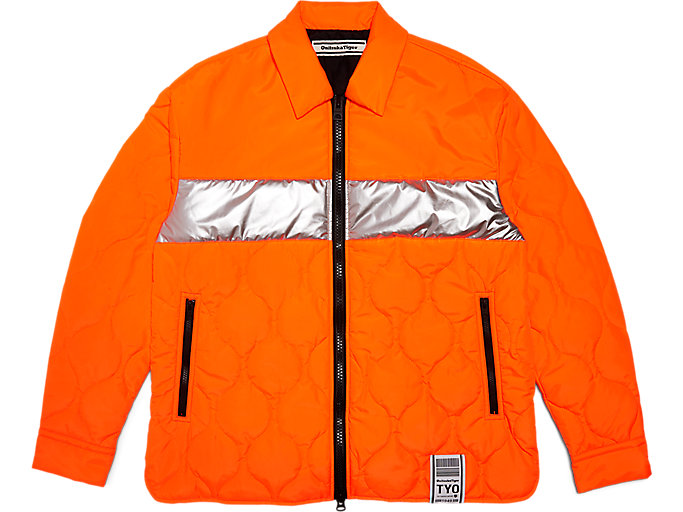 Alternative image view of Manteau, SHOCKING ORANGE