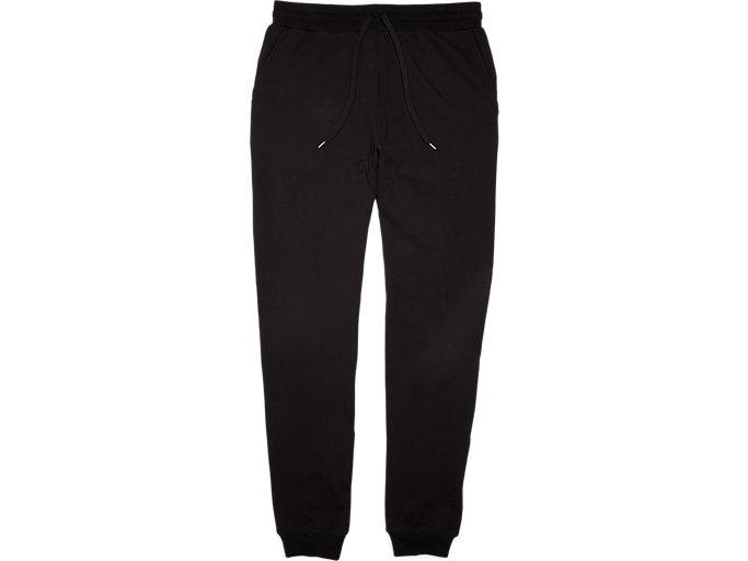 Alternative image view of SWEAT PANT, PERFORMANCE BLACK
