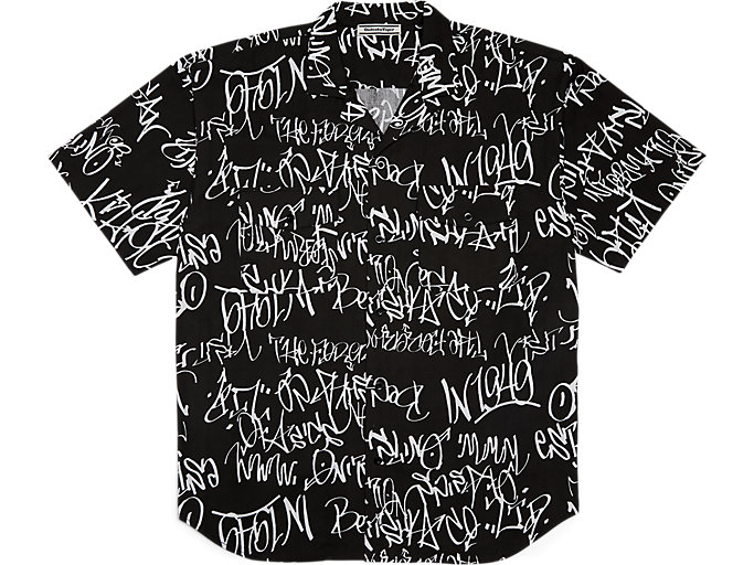Front Top view of PRINTED SHIRT