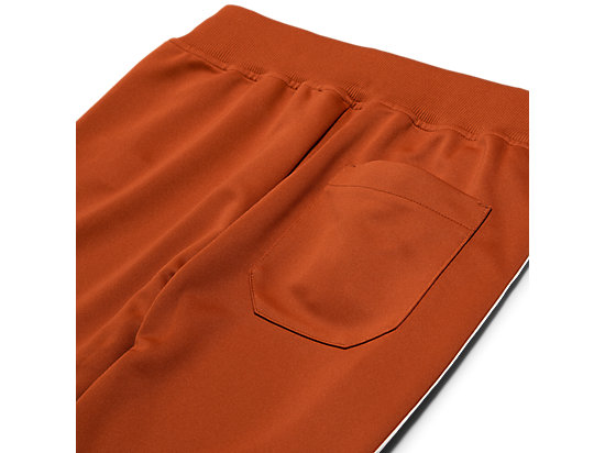 SHORT TRACK PANT BRICK