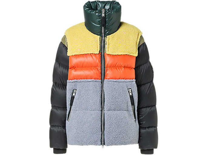 Alternative image view of DOWN JACKET, Huddle Yellow