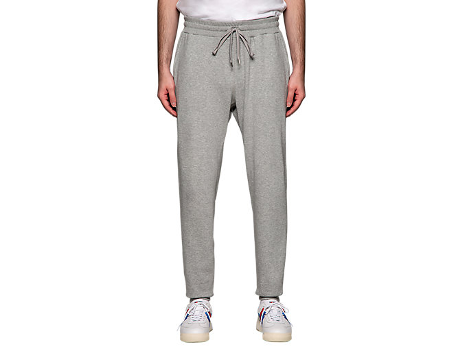 Alternative image view of SWEAT PANT, FEATHER GREY