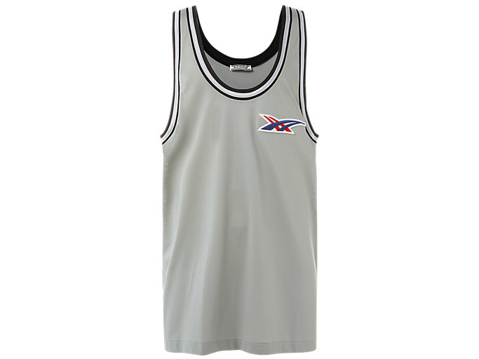 Alternative image view of TANK TOP, Mid Grey