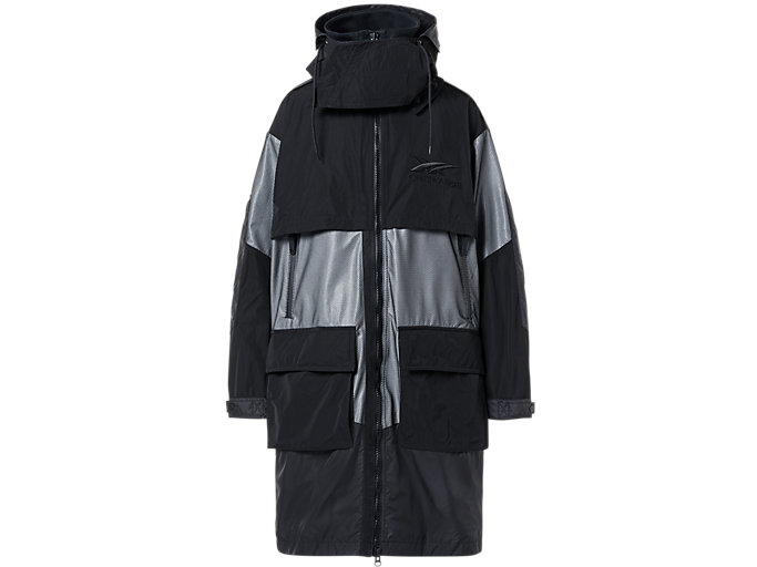 Alternative image view of COAT, Performance Black