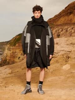 男長款外套