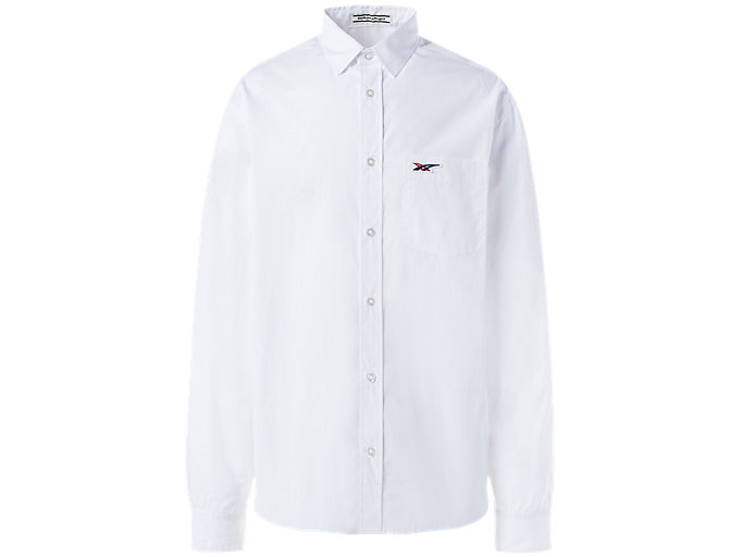 Alternative image view of Shirt, Real White