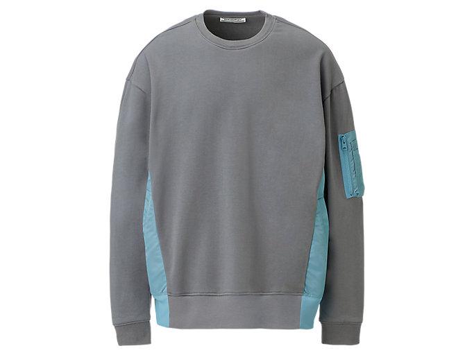 Alternative image view of TOP, Graphite Grey/Mist Blue