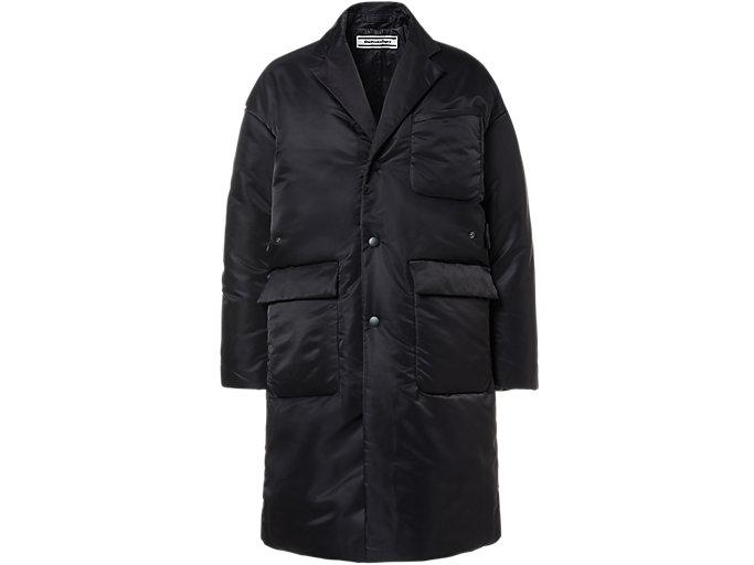 Alternative image view of PADDED COAT, Performance Black