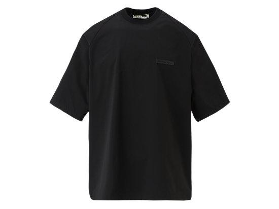 男短袖上衣 BLACK
