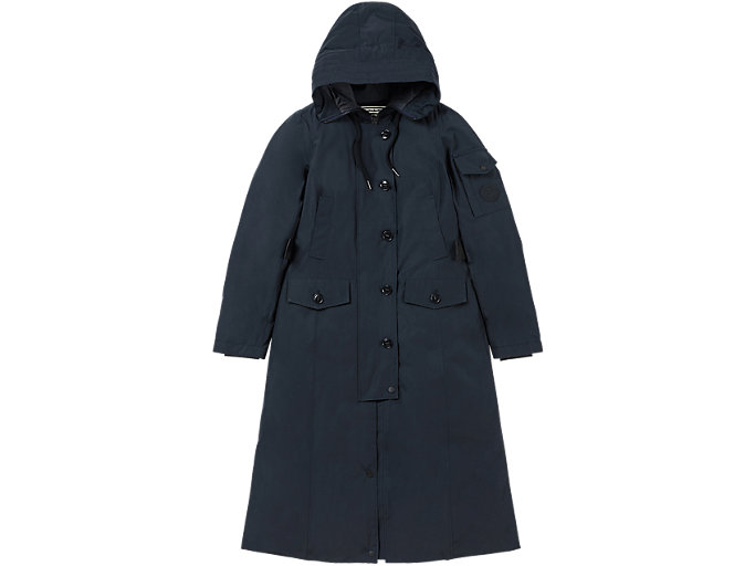 Alternative image view of WS LONG PADDED COAT