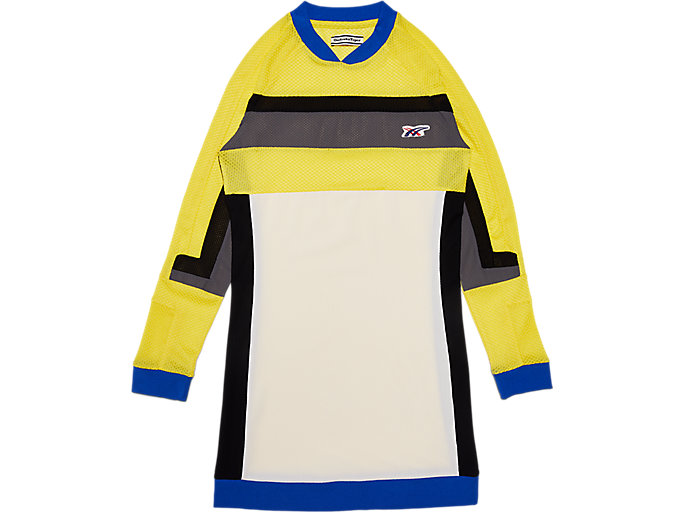 Alternative image view of Top voor dames, Tai Chi Yellow