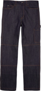 WS DENIM CARGO PANT