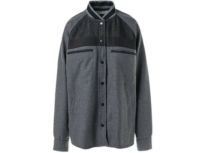 Alternative image view of WS DENIM SHIRT