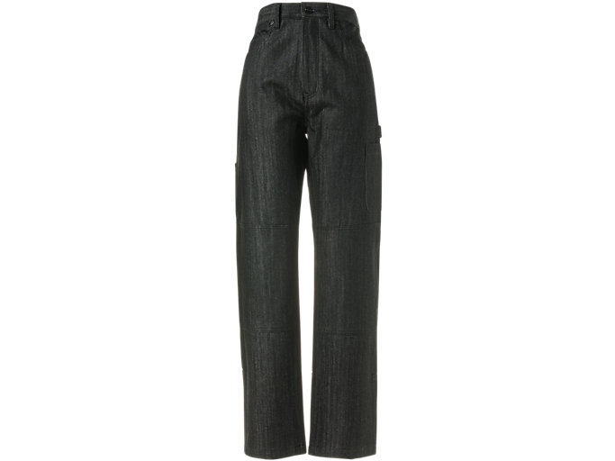 Alternative image view of WS DENIM PANT, Performance Black
