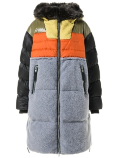 WS LONG DOWN COAT