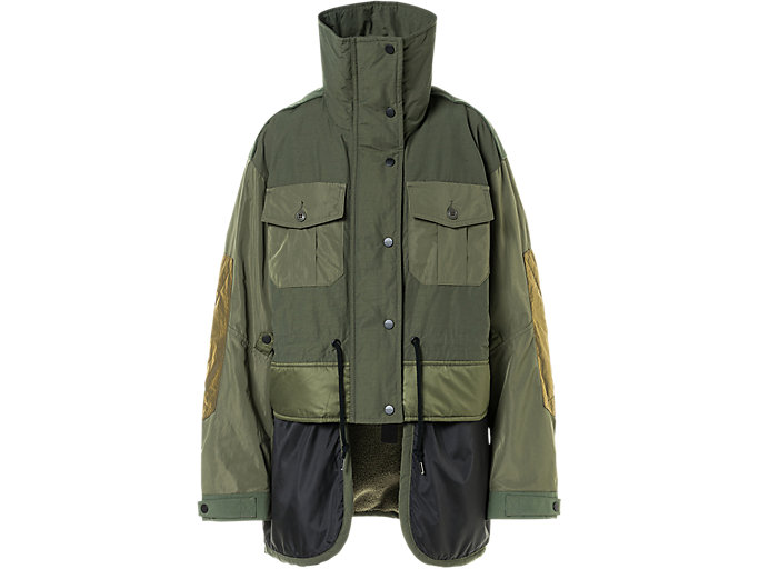 Alternative image view of WS JACKET, Moss