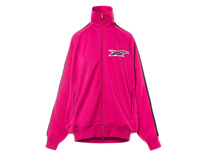 Alternative image view of WS TRACK TOP, HOT PINK