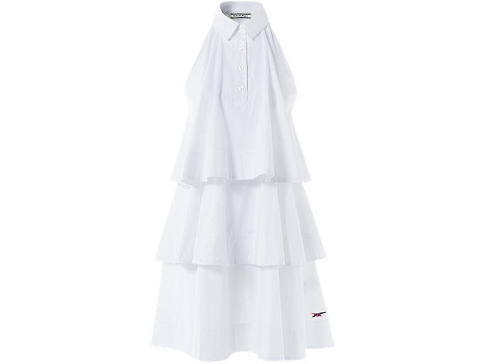 Alternative image view of DRESS,  Real White