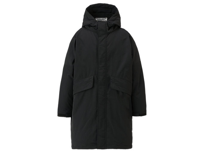 Alternative image view of WS DOWN COAT, Performance Black