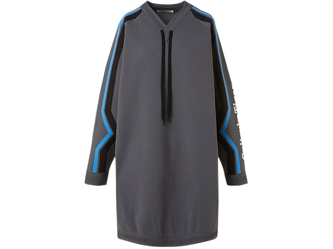 Alternative image view of WS KNIT DRESS, Arctic Blue