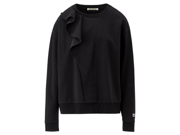 Alternative image view of WS LS TOP, Performance Black