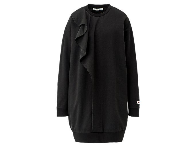 Alternative image view of WS LS DRESS, Performance Black