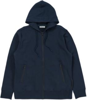 onitsuka tiger mexico 66 black blue zip zipper jacket
