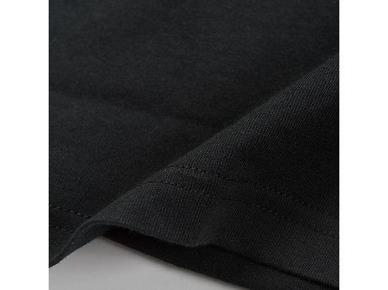 短袖上衣 BLACK/SILVER