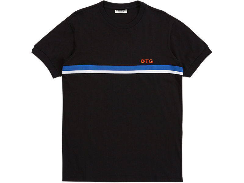 T-SHIRT PERFORMANCE BLACK 1 FT