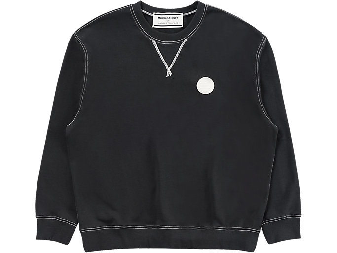 Alternative image view of SWEAT TOP, PERFORMANCE BLACK