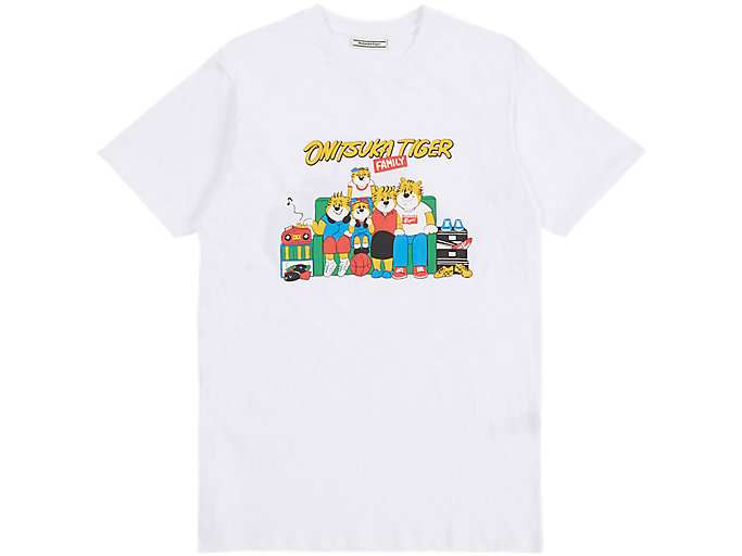 Alternative image view of TEE, REAL WHITE