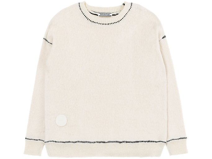 Alternative image view of Camiseta De Punto, REAL WHITE