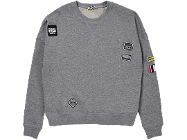 PATCH PULL-OVER