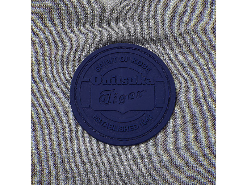 PATCH PULL-OVER MID GREY 9 Z