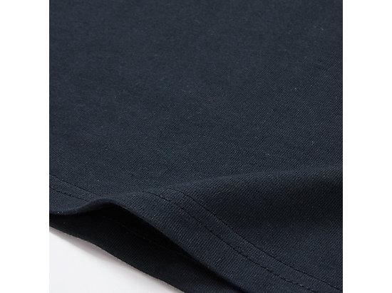 中性LOGO短袖上衣 BLACK/WHITE