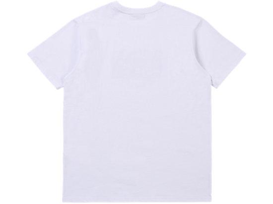 中性LOGO短袖上衣 WHITE/GOLD