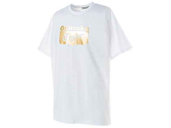 長袖上衣 WHITE/GOLD