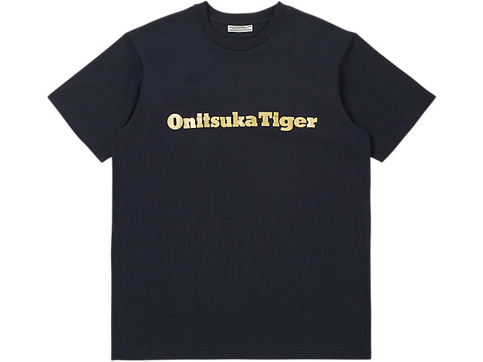 Alternative image view of LOGO TEE, PERFORMANCE BLACK/RICH GOLD